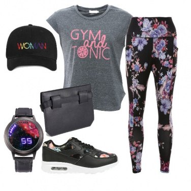 Outfit A tutto sport