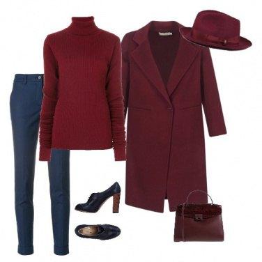 Outfit Borsalino