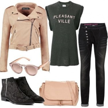 Outfit Biker