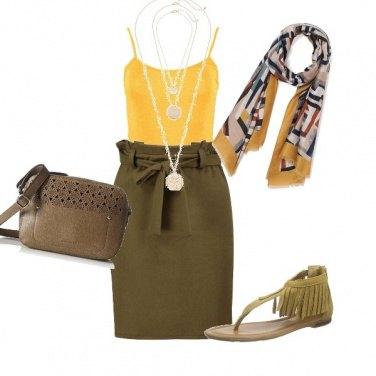 Outfit Comoda per L'ufficio