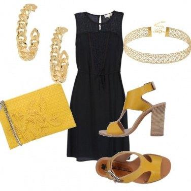 Outfit Un po' di giallo