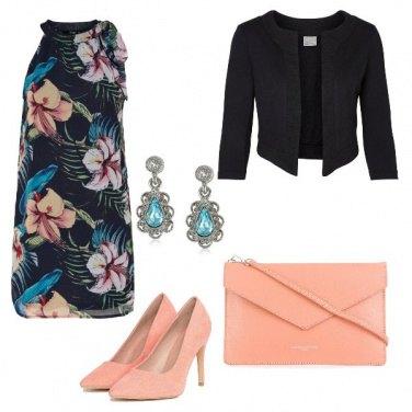 Outfit Fiore di pesco