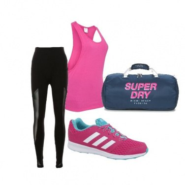 Outfit Correre!!!!