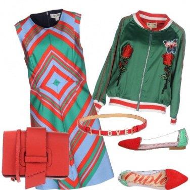 Outfit A tutto colore