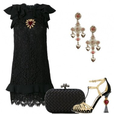 Outfit Ispirazione MET Gala #2