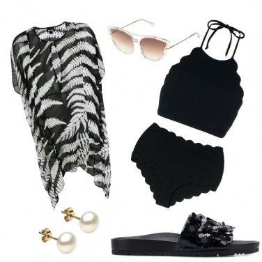 Outfit Bella al mare