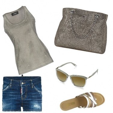 Outfit Finto casual