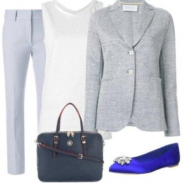 Outfit Un venerdì in ufficio