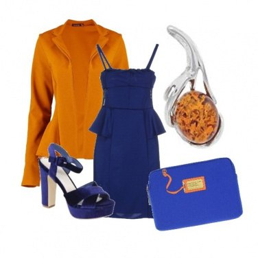 Outfit Orangeblu