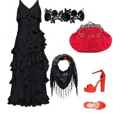 Outfit Serata Spagnola