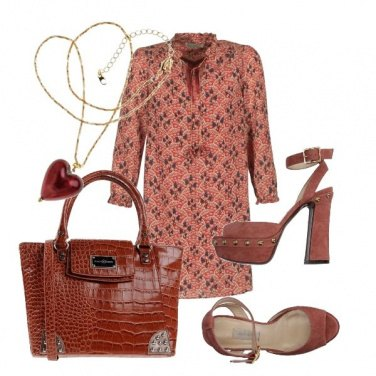 Outfit Lady vintage