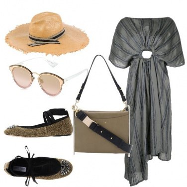 Outfit Coloniale