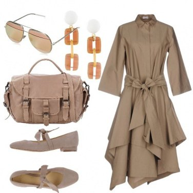 Outfit Chemisier Cucinelli