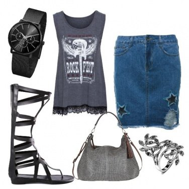 Outfit Urban #2600