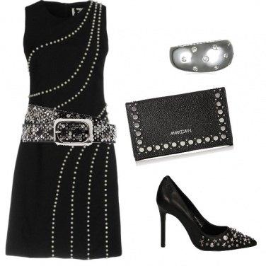 Outfit Nero Splendente