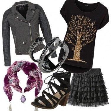 Outfit L\'albero della conoscenza