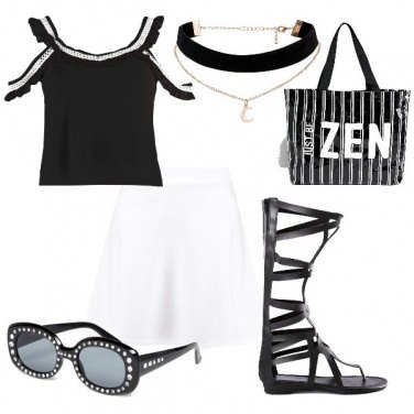 Outfit Trendy #8188