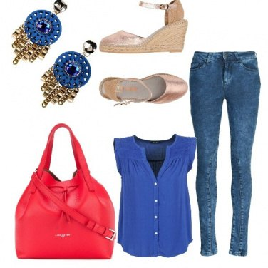 Outfit Trendy #8195