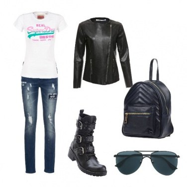 Outfit Rock #1243