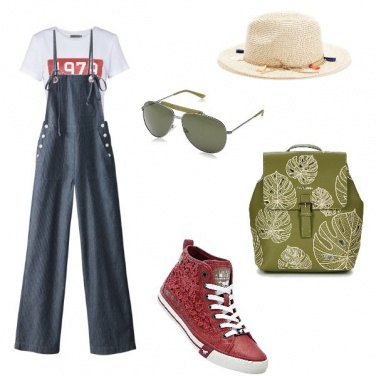 Outfit Summer festival