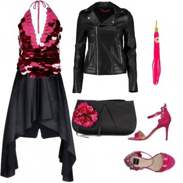 Outfit Rock #1244