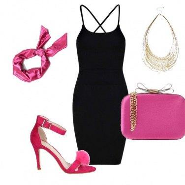 Outfit La scarpa con il pon pon