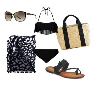 Outfit In spiaggia si va