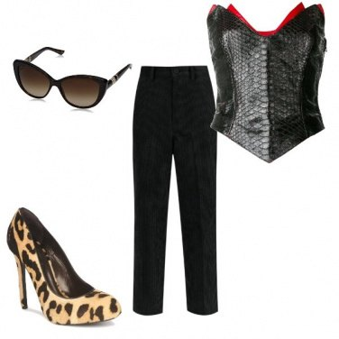 Outfit Rock #1245