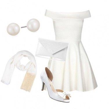 Outfit Matrimonio al lago