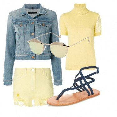 Outfit Hot season#1