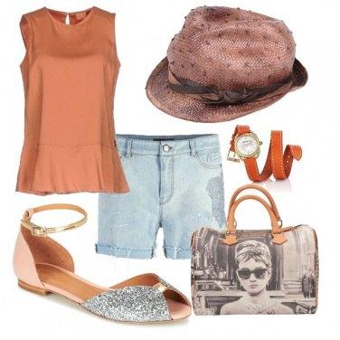 Outfit A passeggio sul lungomare