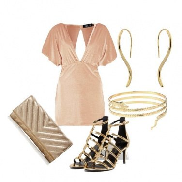 Outfit New look oro