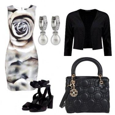 Outfit Il tubino particolare