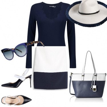 Outfit BlueMarine