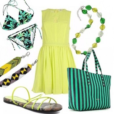 Outfit Tropicana