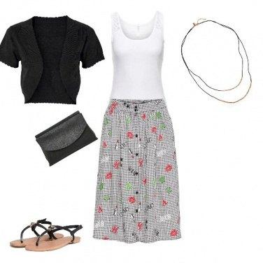 Outfit Serata con amiche