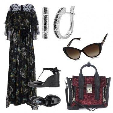 Outfit La zeppa glamour