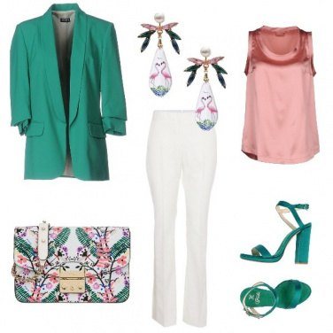 Outfit Spring Time