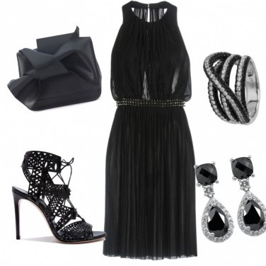 Outfit Black dress