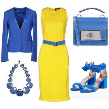 Outfit Primavera in Ufficio