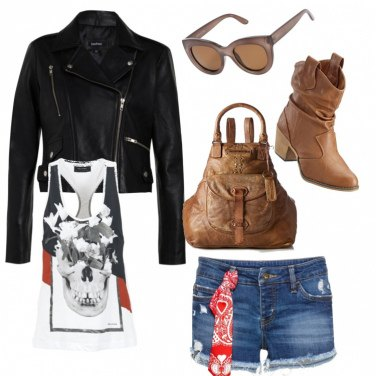 Outfit Fast biker