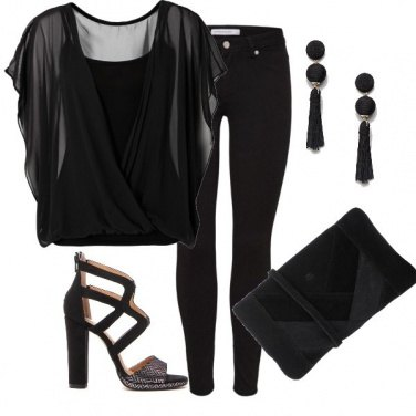 Outfit Black