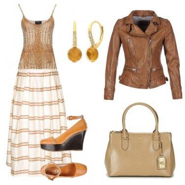 Outfit Colori coloniali