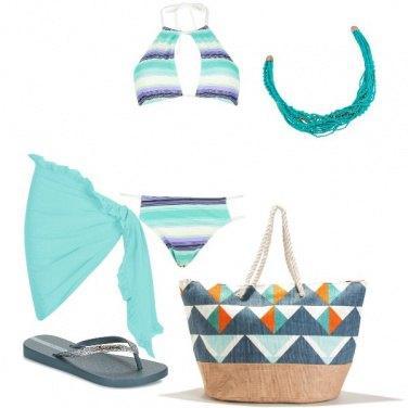 Outfit Di classe in spiaggia