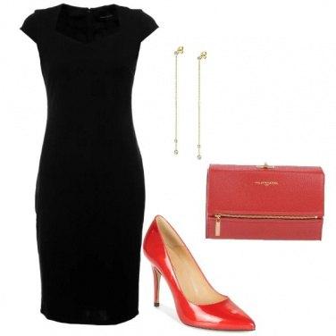 Outfit Semplice ma intramontabile