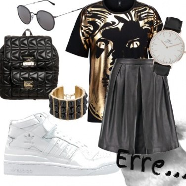 Outfit Sneakers.... WooW