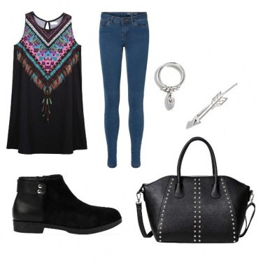 Outfit Urban #2631