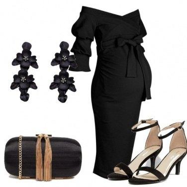 Outfit Auguri futura mamma