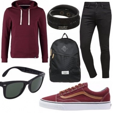 Outfit Classic old skool boy