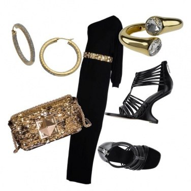 Outfit Al festival come una dea greca